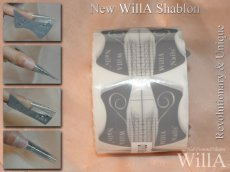 4001 New Shablon WillA-Nails