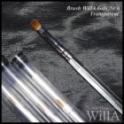 Brush WillA Gel Nr 6 (Transparent)